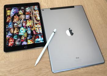 The new iPad Pro returns to its original size. Photo: Mark Gambino