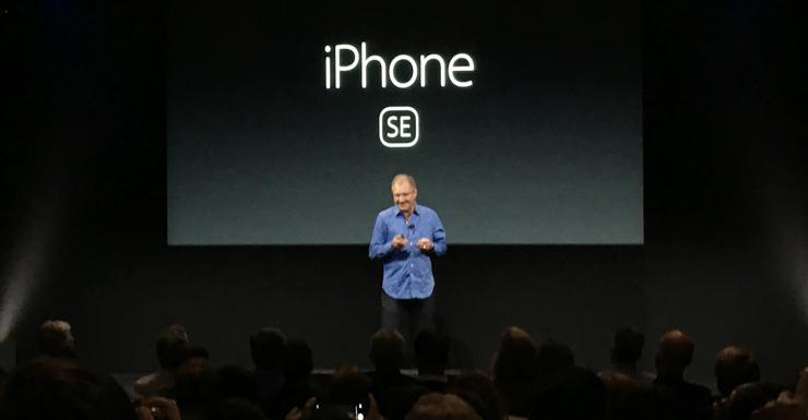 apple launch iphone se