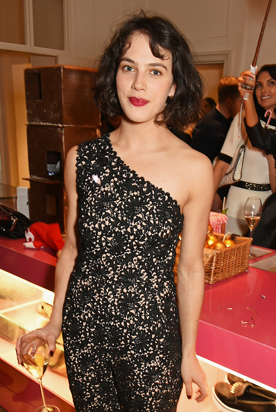Downton Abbey's Jessica Brown Findlay was another victim of the photo hacks. Photo: Getty