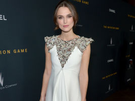 British actress Keira Knightly has been a victim of skinny-shaming.