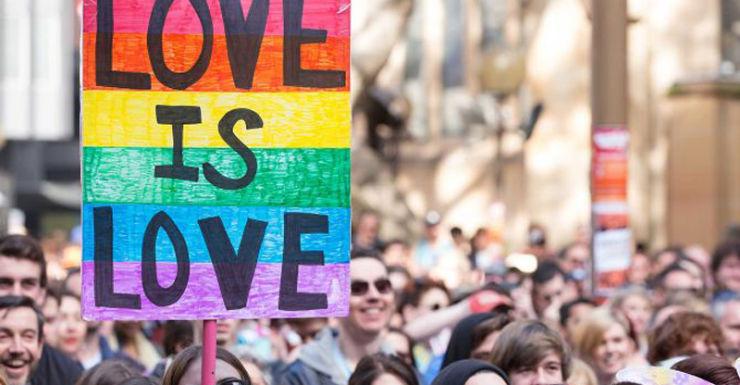 same sex plebiscite if re-elected