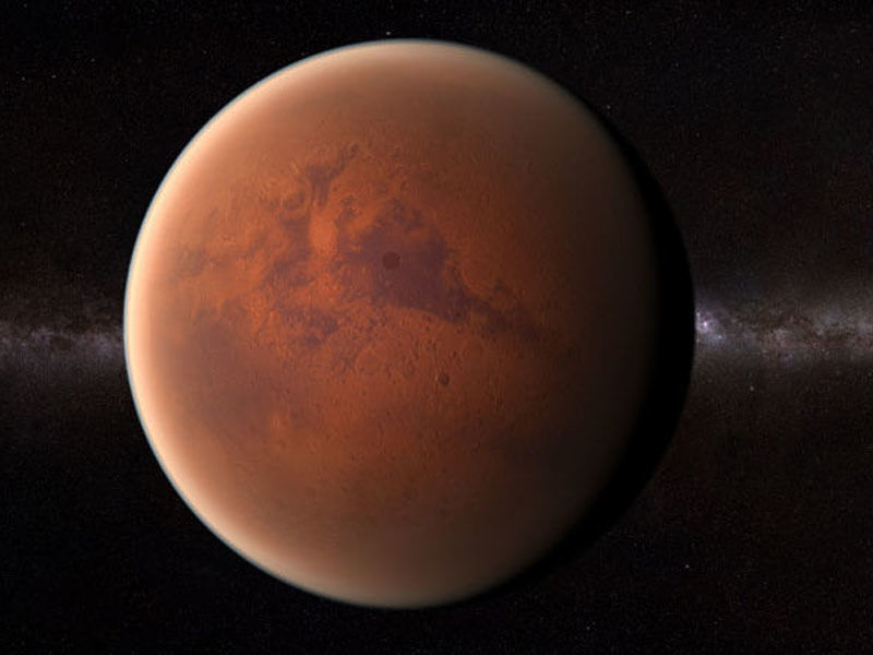 Mars remains a tempting mystery for space explorers.