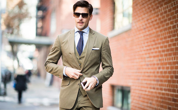 Street Style - Day 1 - New York Fashion Week: Men's Fall/Winter 2016