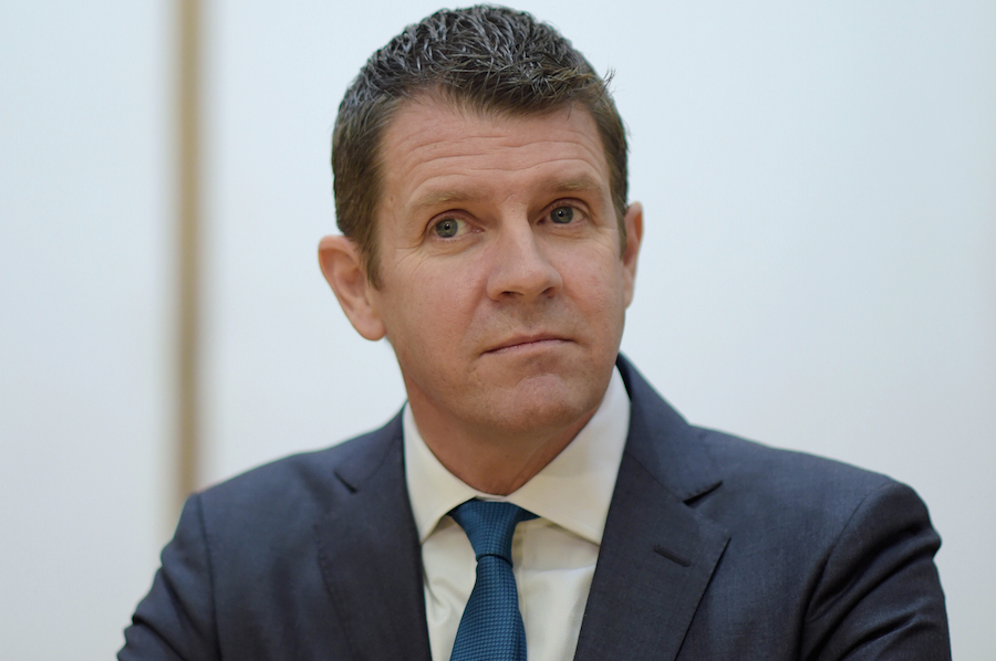 Mike Baird moves to NAB: Former NSW premier takes bank role