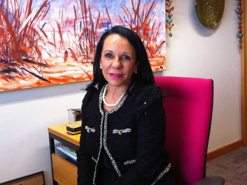 Linda Burney will run for preselection for the federal seat of Barton.