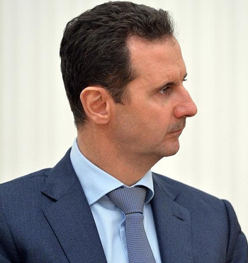 "Syrian President Bashar al-Assad described the cessation of hostilities as a ""glimmer of hope""."