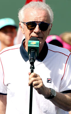 Moore's comments have been criticised by many within tennis. Photo: Getty