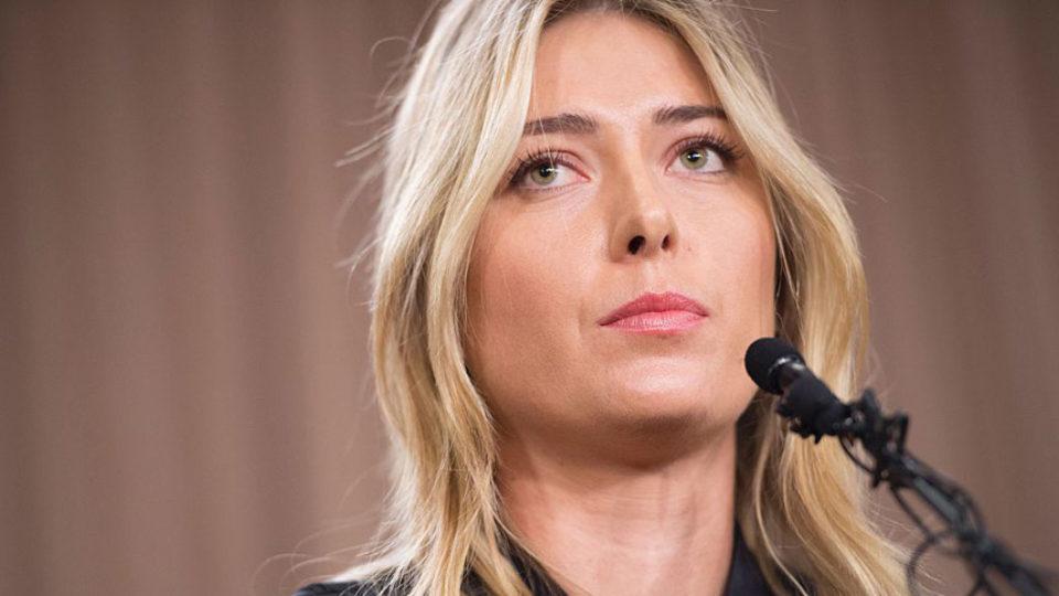 Maria Sharpoav