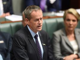 Mr Shorten said the report didn't model Labor's policies.
