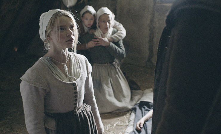 The family live in fear of sin and going to hell. Photo: A24
