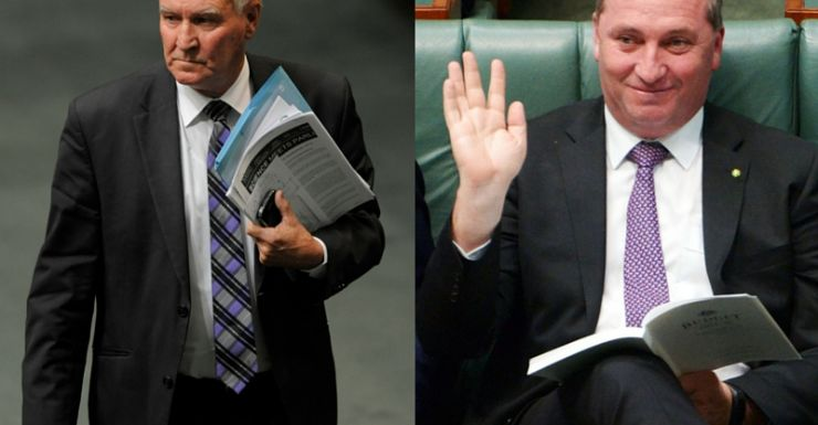 barnaby joyce tony windsor