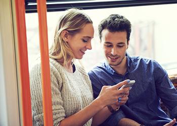 iphone train public transport