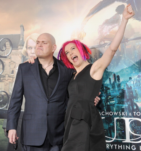 The Wachowski siblings in 2012. Photo: Getty