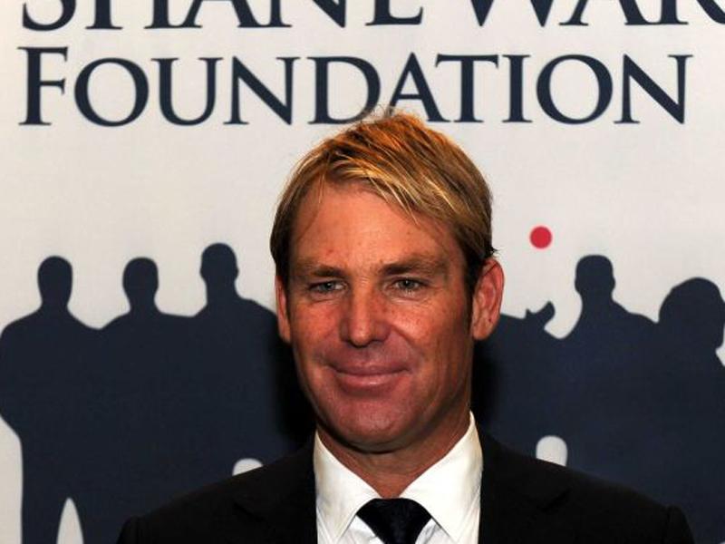 The Shane Warne Foundation,