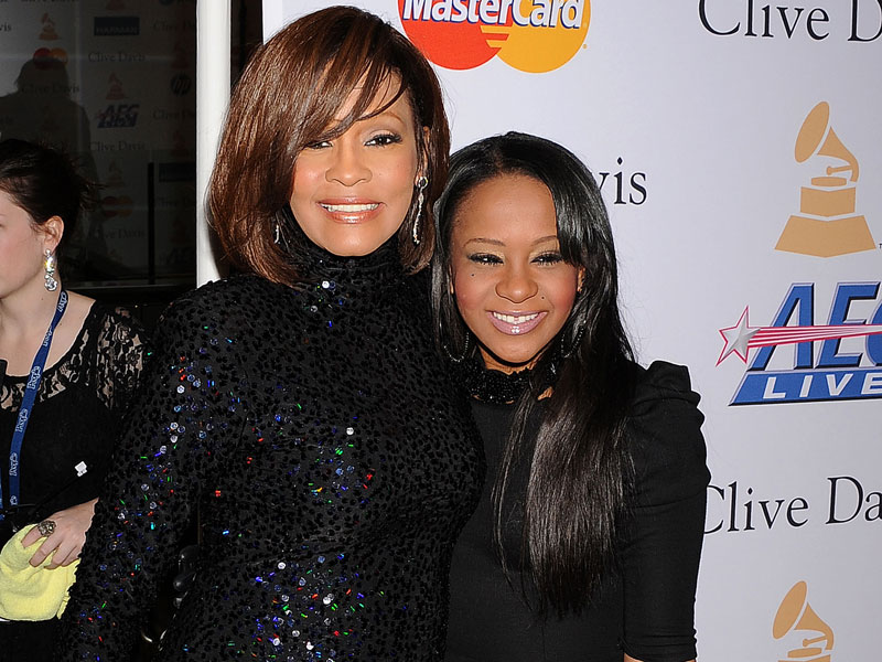 whitney houston bobbi kristina brown