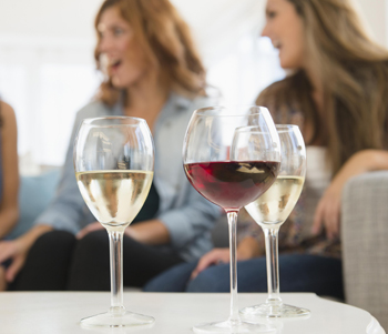 Wine should be for enjoying, not fretting over. Photo: Getty