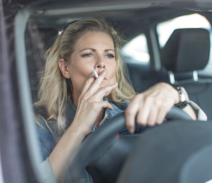 Smoking is a no-go if you want to remain youthful. Photo: Getty