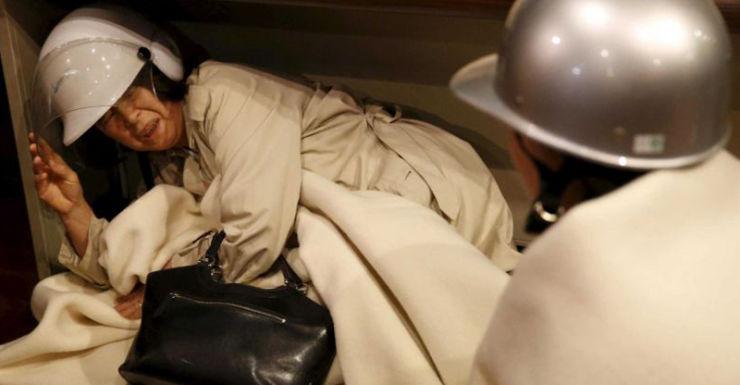 Second quake hits Japan