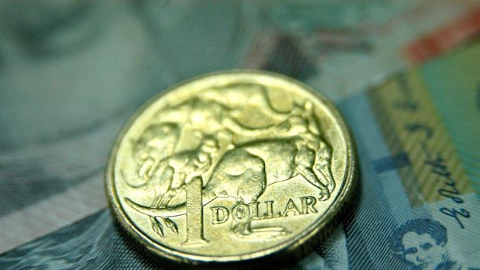 Aussie tralian dollar has risen 7 per cent against the greenback in a month.