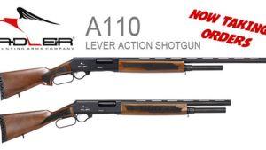 adler shotgun