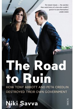 Niki Savva's tell-all book is a clear favourite of the year so far.