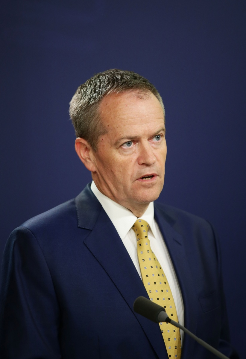 Bill Shorten says an incoming Labor government would hold a royal commission into banks. Photo: Getty