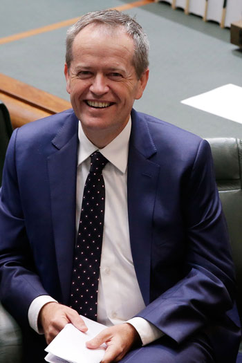 Bill Shorten will be looking to cash in on a difficult week for the PM. Photo: Getty