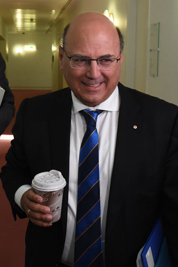 Arthur Sinodinos will face a senate inquiry next week. Photo: AAP