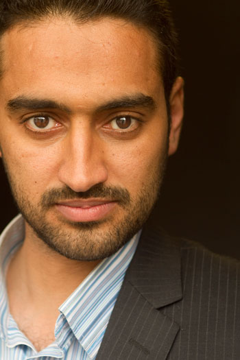 Smart, sensitive, can play a mean guitar and devilishly handsome. It's Waleed Aly. Photo: Getty