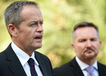 bill shorten chris bowen