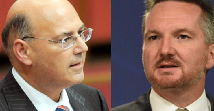 Mr Sinodinos accused Mr Bowen of not knowing what the Senate inquiry was about.