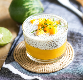 A slimy Chia Pudding. Photo: Getty/Supplied