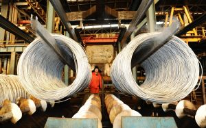 Chinese factories are stronger. Photo:AAP