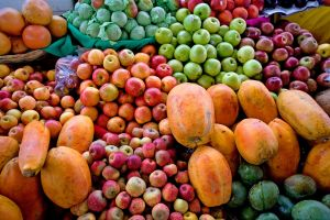 Fruit prices fell. Photo:AAP