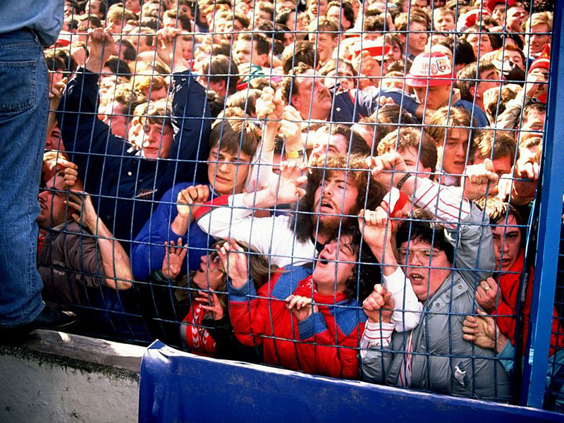 Former police officers, lawyer charged over Hillsborough disaster