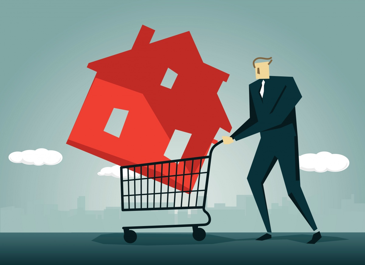 Booming property market isn't enough to lift economic growth