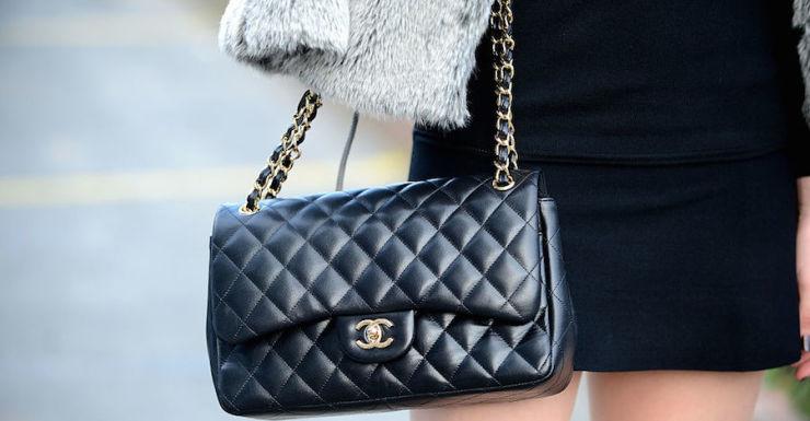how to spot a fake handbag