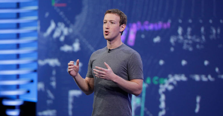Mark Zuckerberg had his Twitter and Pinterest accounts hacked.
