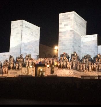 Australian War Memorial in Canberra.