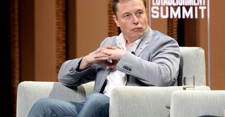 Mr Musk started SpaceX in 2002.