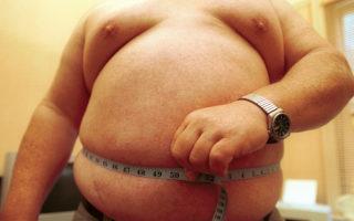 obesity getty