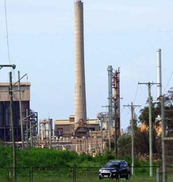 More than 700 Queensland Nickel workers have lost their jobs.