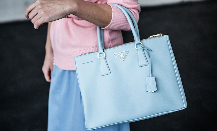 The Brand Logo Is Often Giveaway On Fake Bags Photo Getty
