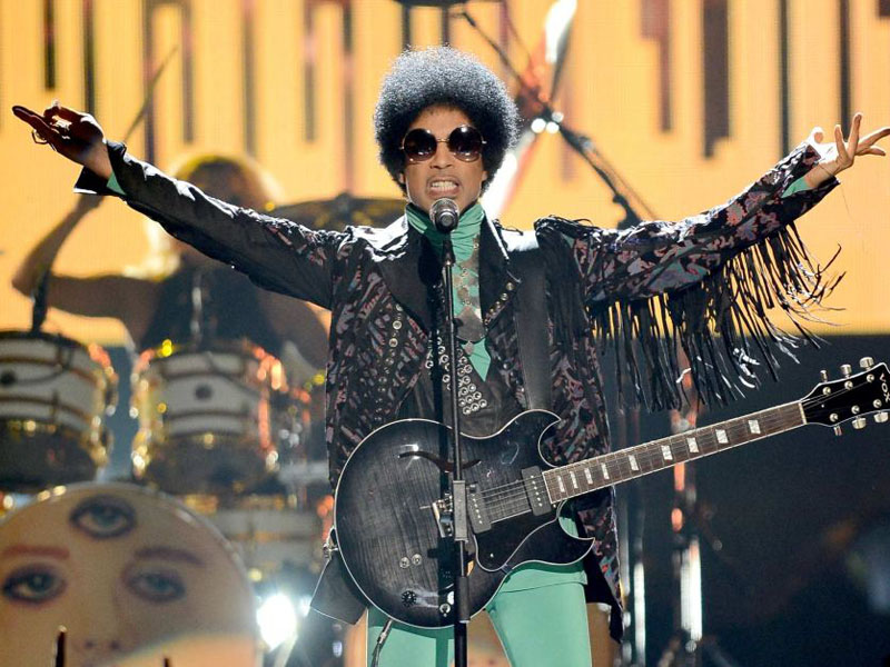 Prince became an international sensation in the 1980s.