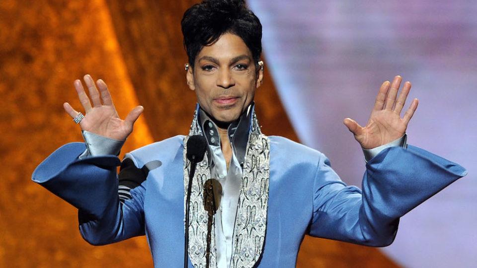 Prince prescription drug problem