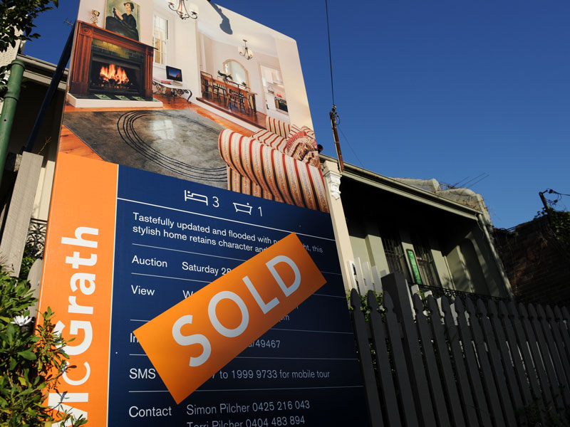 sydney housing boom