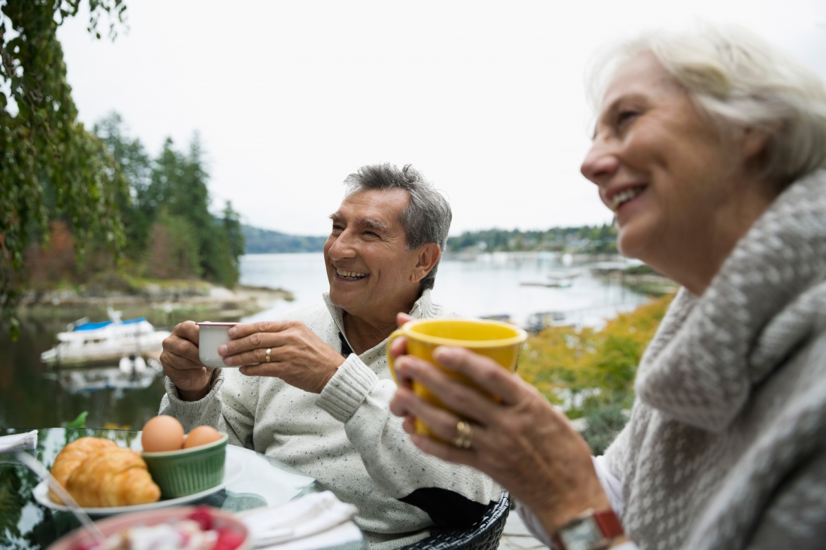 Retirees aren't splurging with lump sums. Photo:Getty