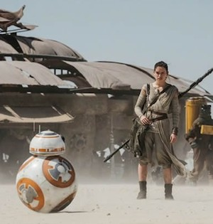 Star Wars: The Force Awakens and other blockbusters are available on Amazon Prime Video.