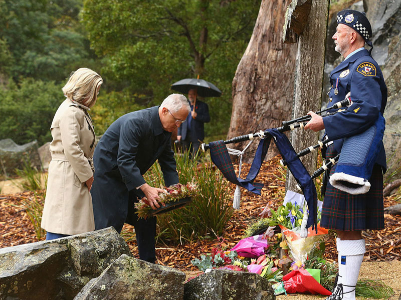 Port Arthur massacre, 20th anniversary
