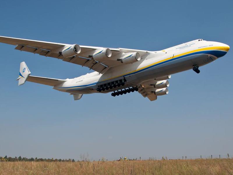 Biggest aircraft in Perth